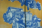 1984 Senovinių automobilių foto sąskrydis